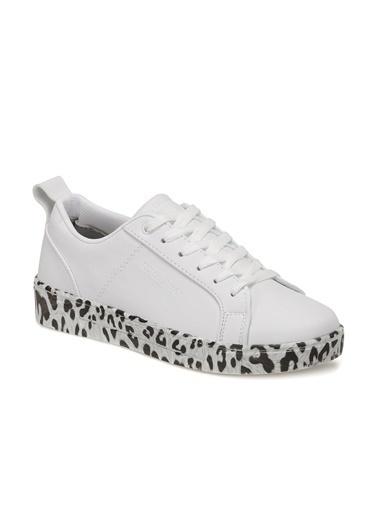 Lumberjack Kadın Beyaz Sneakers 100556847  Beyaz